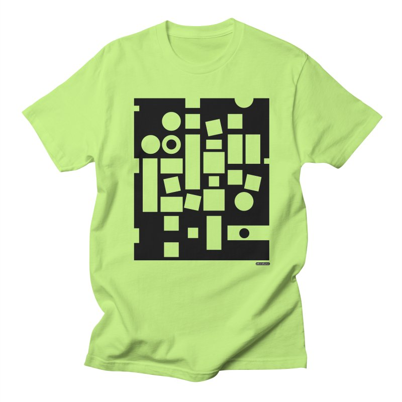 After Albers Negative Women's Unisex T-Shirt by DRAWMARK