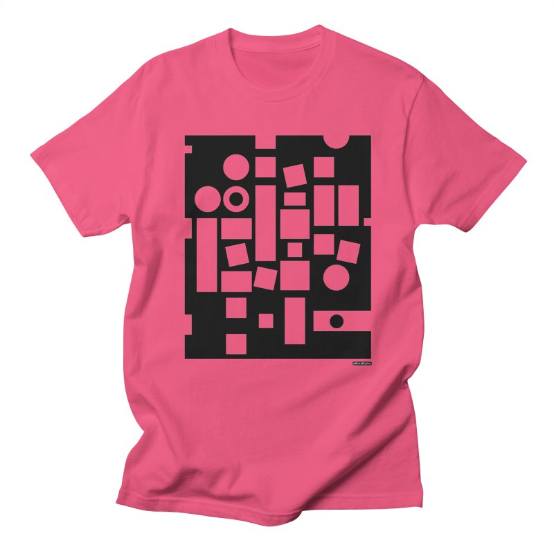 After Albers Negative Women's Regular Unisex T-Shirt by DRAWMARK