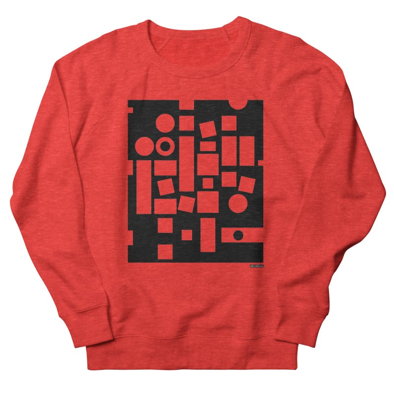 After Albers Negative Women's Sweatshirt by DRAWMARK