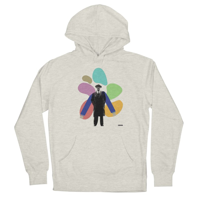 The Shape of Things Men's Pullover Hoody by DRAWMARK