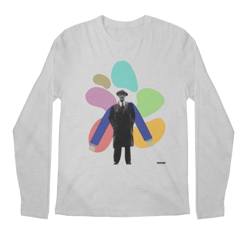 The Shape of Things Men's Longsleeve T-Shirt by DRAWMARK