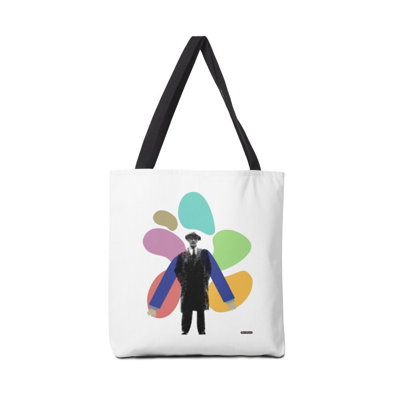 The Shape of Things Accessories Tote Bag Bag by DRAWMARK