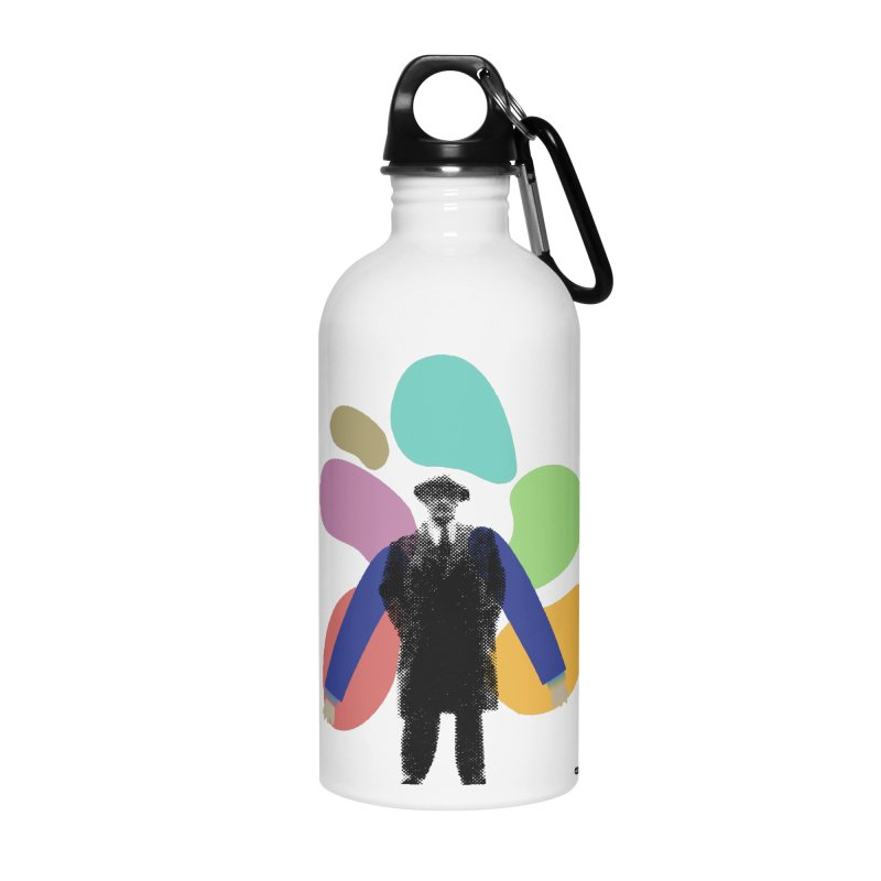 The Shape of Things Accessories Water Bottle by DRAWMARK