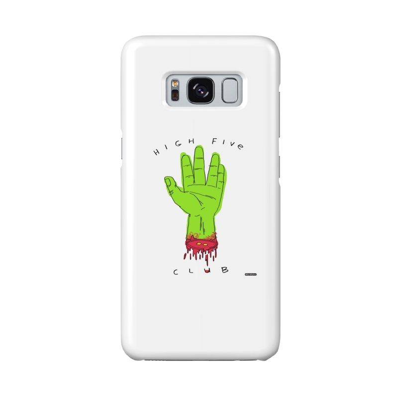 High Five Club Accessories Phone Case by DRAWMARK