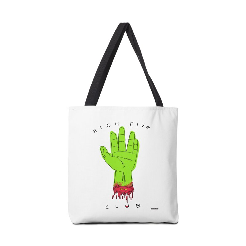 High Five Club Accessories Bag by DRAWMARK