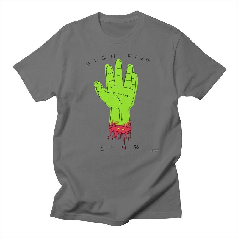 High Five Club Men's T-Shirt by DRAWMARK