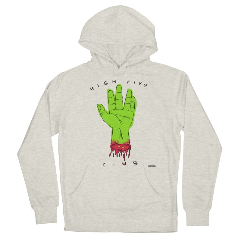 High Five Club Men's Pullover Hoody by DRAWMARK
