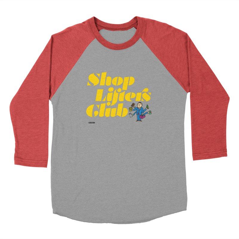 Shoplifters Club Men's Longsleeve T-Shirt by DRAWMARK