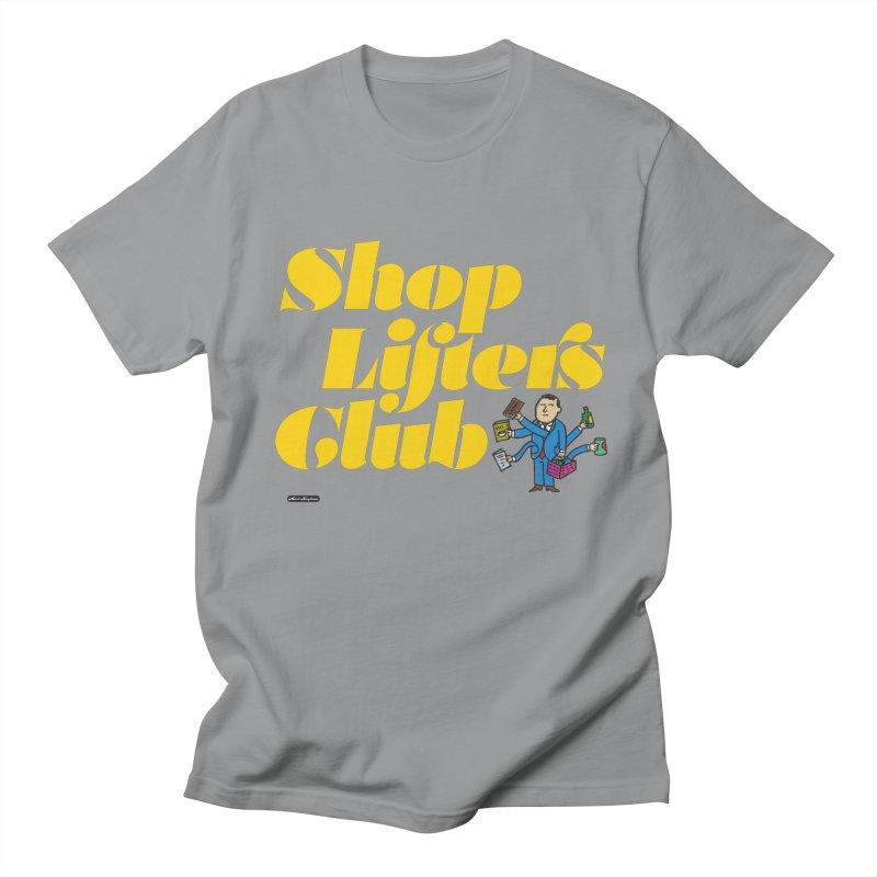 Shoplifters Club Women's T-Shirt by DRAWMARK