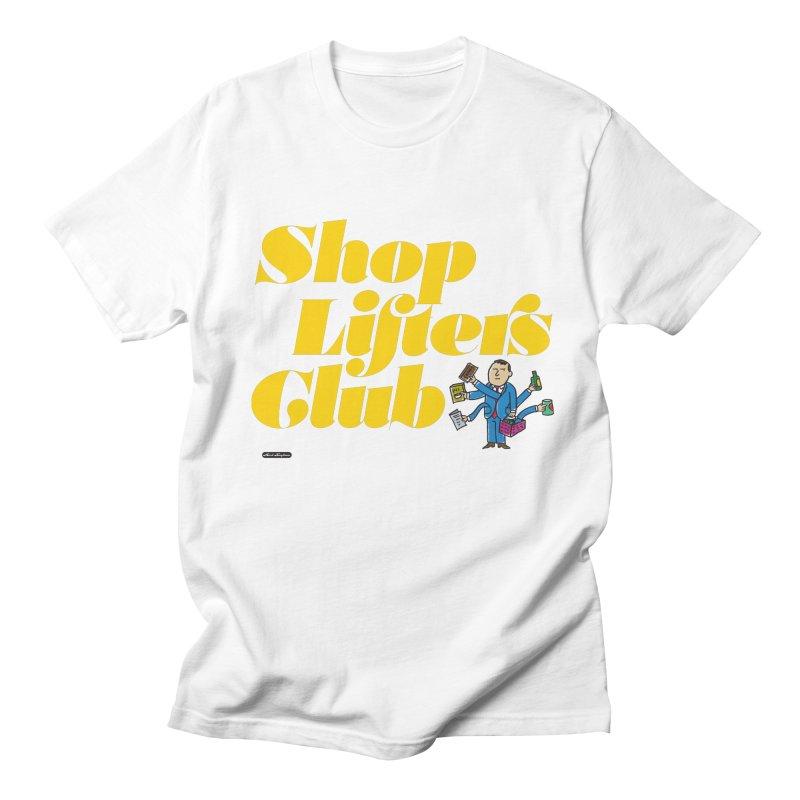 Shoplifters Club Men's T-Shirt by DRAWMARK