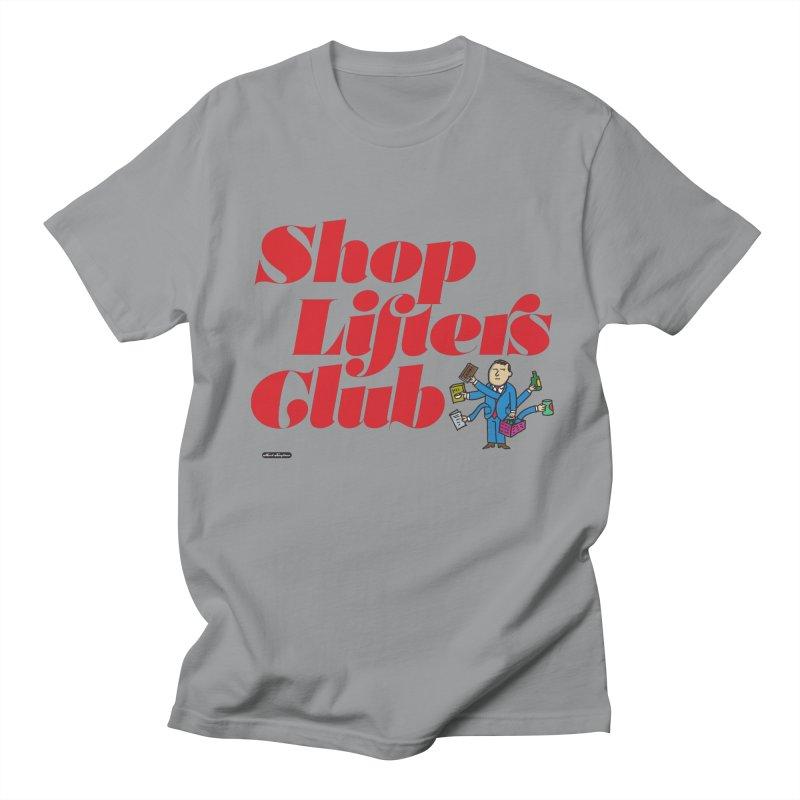 Shoplifters Club Code Red Women's Regular Unisex T-Shirt by DRAWMARK