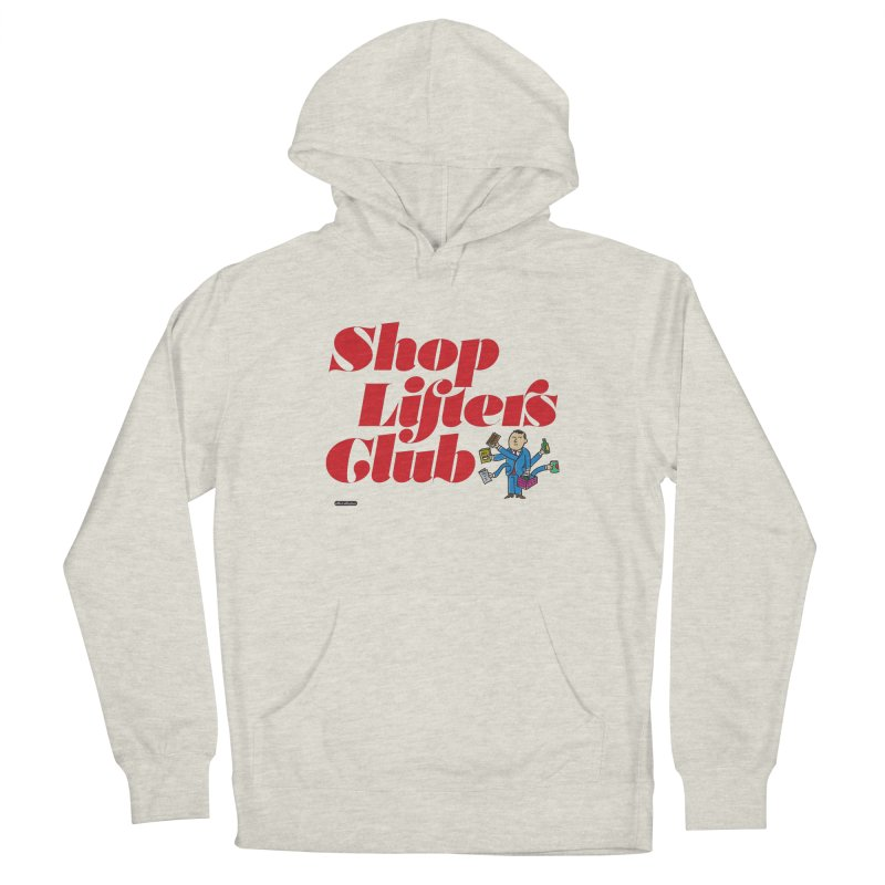 Shoplifters Club Code Red Men's Pullover Hoody by DRAWMARK