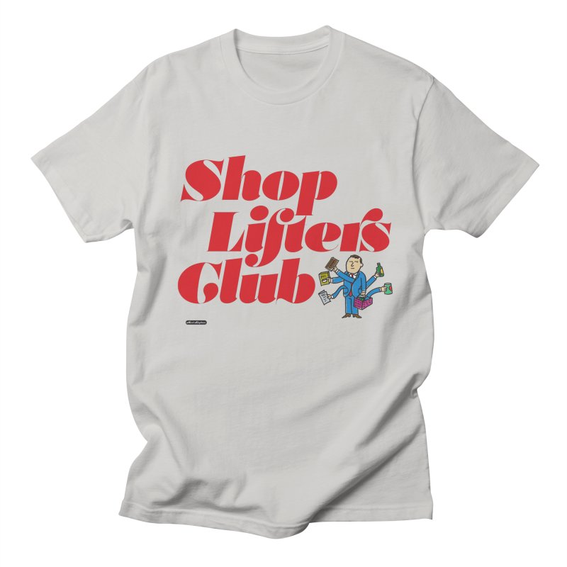 Shoplifters Club Code Red Women's  by DRAWMARK