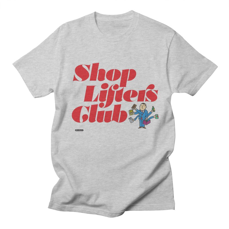 Shoplifters Club Code Red Women's Regular Unisex T-Shirt by DRAWMARK