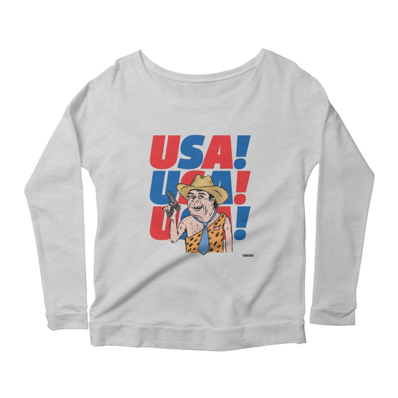USA! USA! USA! Women's  by DRAWMARK