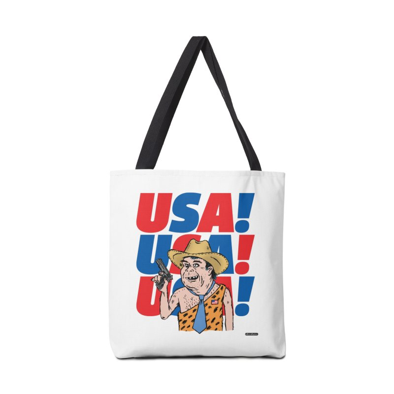 USA! USA! USA! Accessories Bag by DRAWMARK