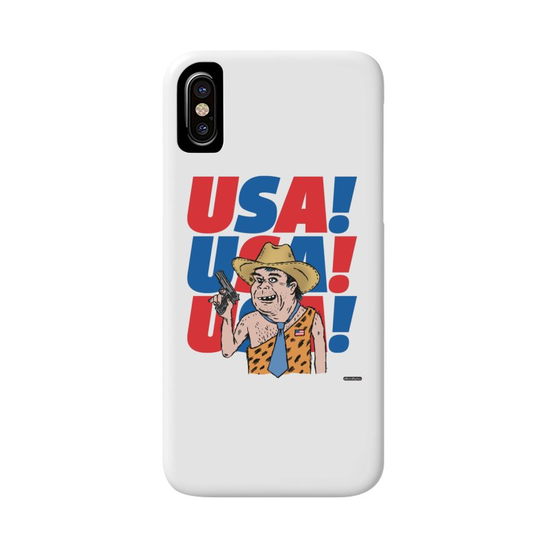 USA! USA! USA! Accessories Phone Case by DRAWMARK