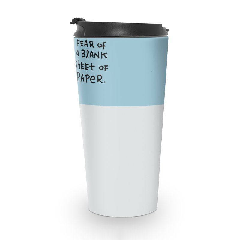 Illustraphobia Accessories Travel Mug by DRAWMARK