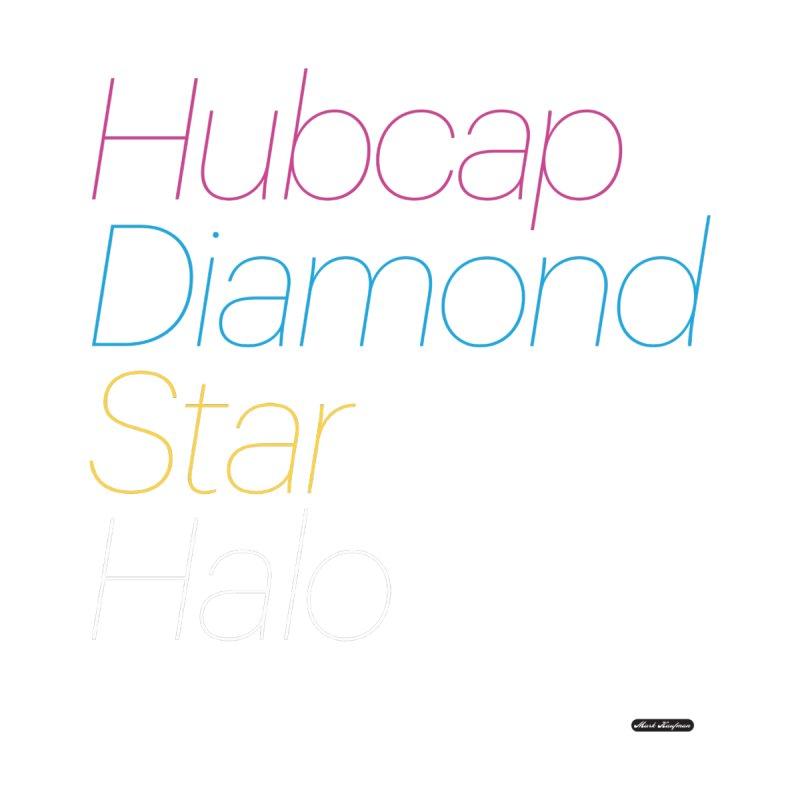 Hubcap Diamond Star Halo Women's Sweatshirt by DRAWMARK