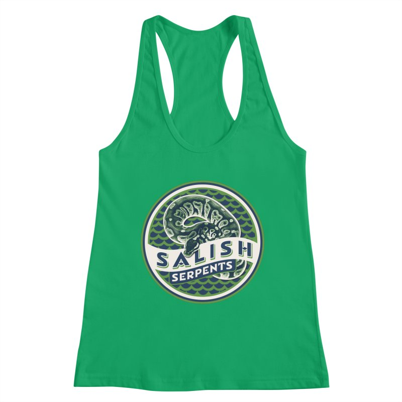 SALISH SERPENTS Women's Tank by Drawn to Scales