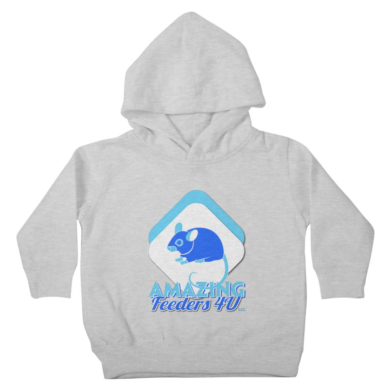 Amazing Feeders 4U Kids Toddler Pullover Hoody by Drawn to Scales