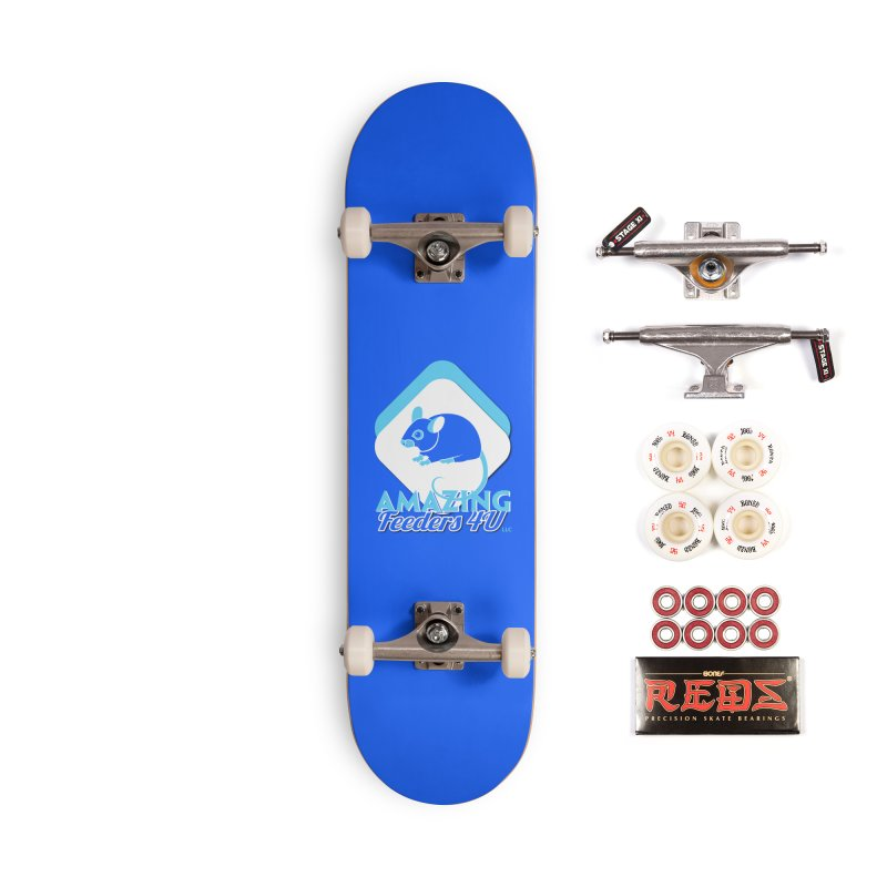 Amazing Feeders 4U Accessories Complete - Pro Skateboard by Drawn to Scales
