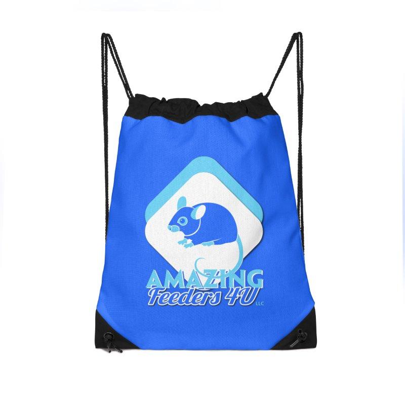 Amazing Feeders 4U Accessories Drawstring Bag Bag by Drawn to Scales