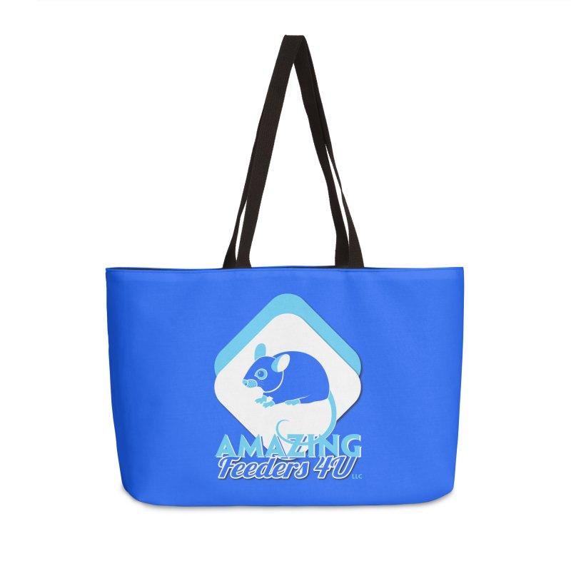 Amazing Feeders 4U Accessories Weekender Bag Bag by Drawn to Scales