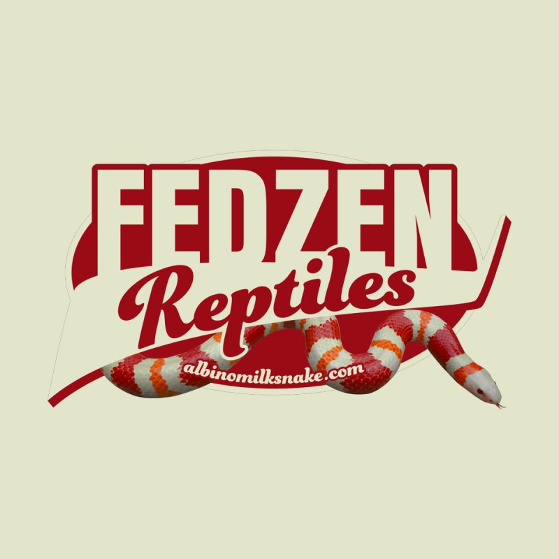 FEDZEN REPTILES Accessories Bag by Drawn to Scales