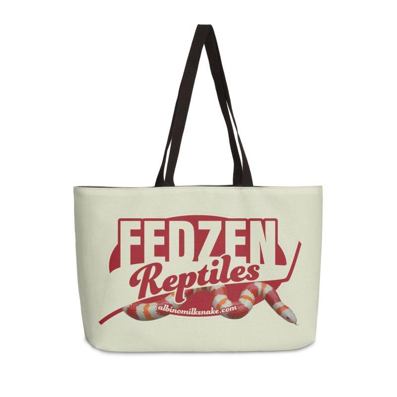 FEDZEN REPTILES Accessories Weekender Bag Bag by Drawn to Scales