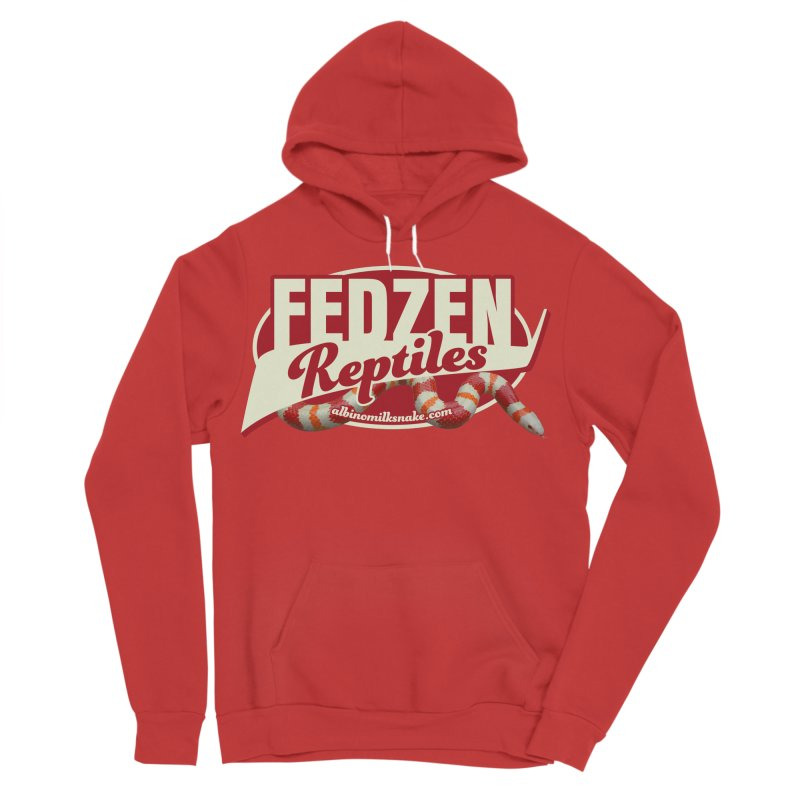 FEDZEN REPTILES Women's Pullover Hoody by Drawn to Scales