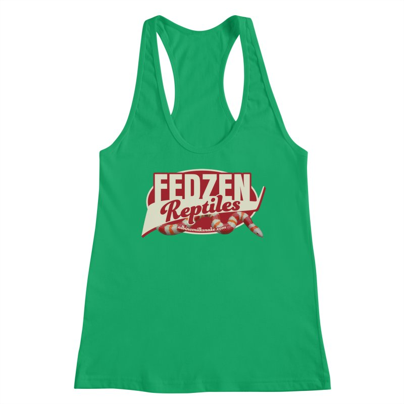 FEDZEN REPTILES Women's Tank by Drawn to Scales