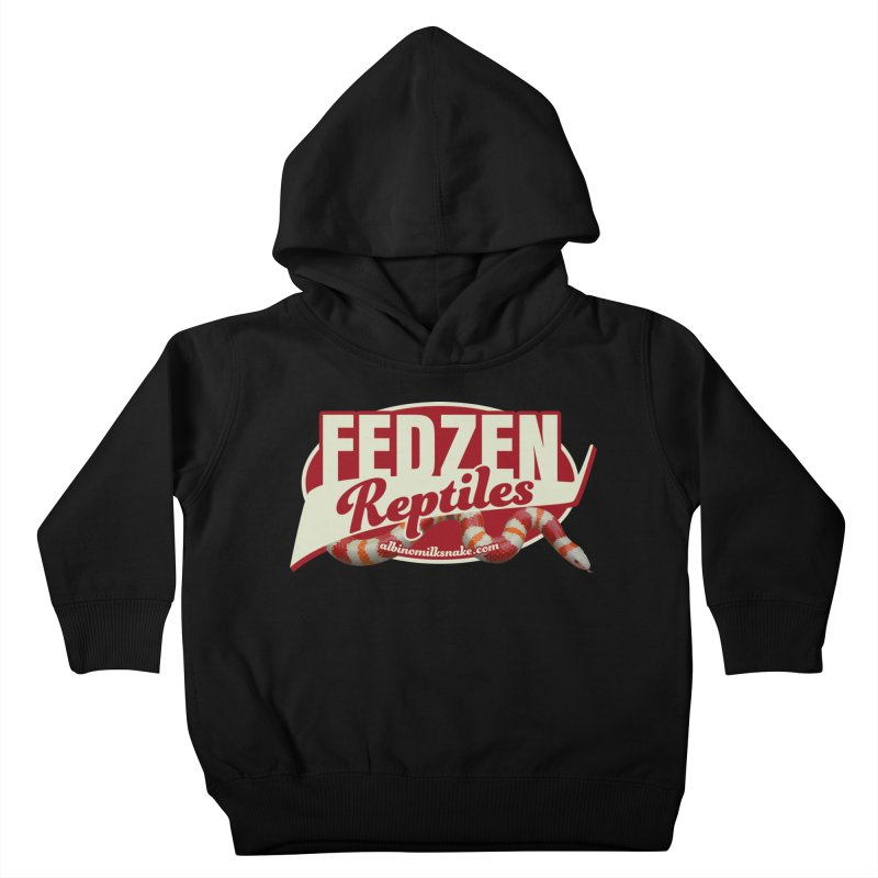FEDZEN REPTILES Kids Toddler Pullover Hoody by Drawn to Scales