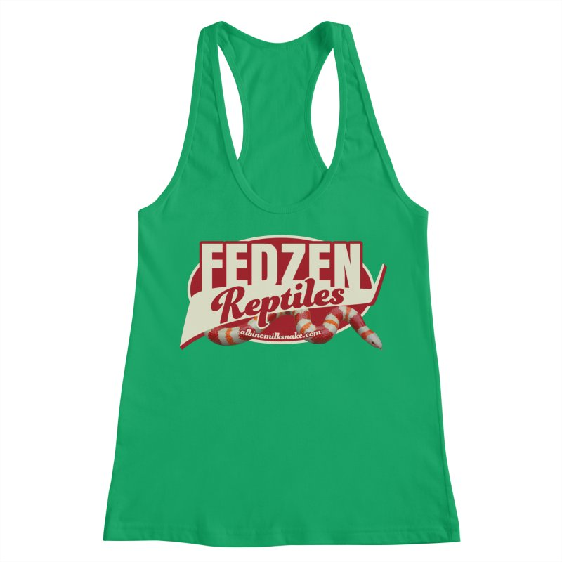 FEDZEN REPTILES Women's Tank by Drawn to Scales