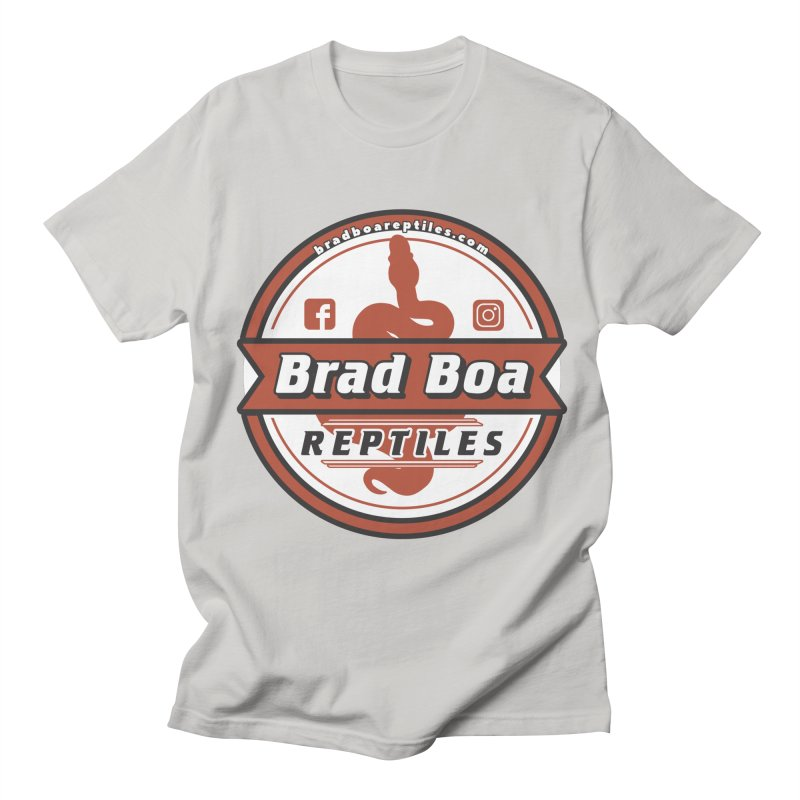 Brad Boa Reptiles Women's Regular Unisex T-Shirt by Drawn to Scales