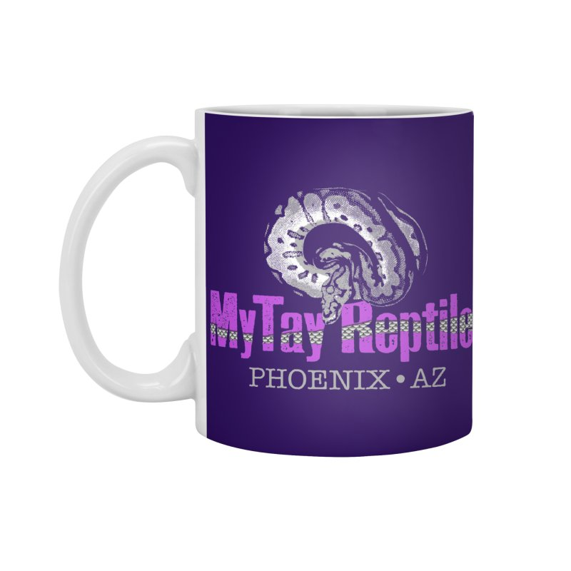 MyTy Reptiles Accessories Mug by Drawn to Scales