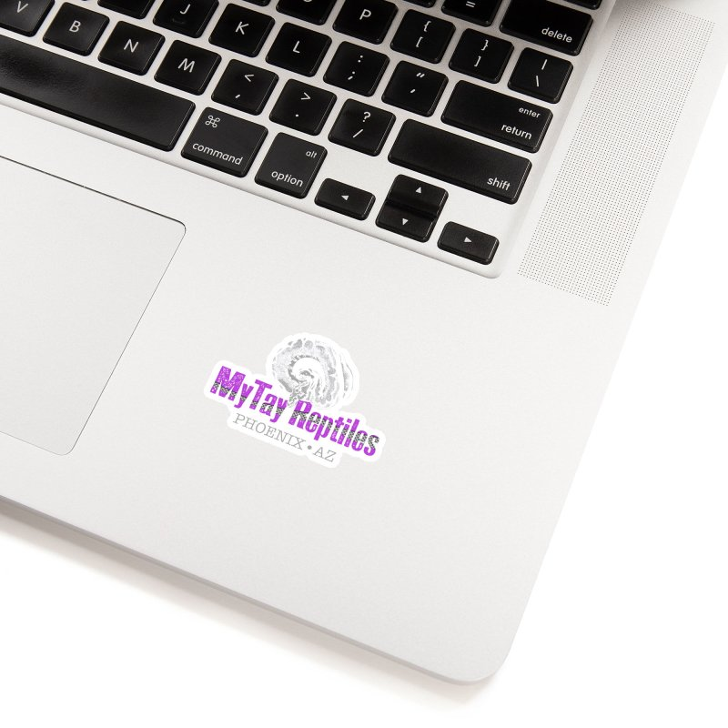 MyTy Reptiles Accessories Sticker by Drawn to Scales