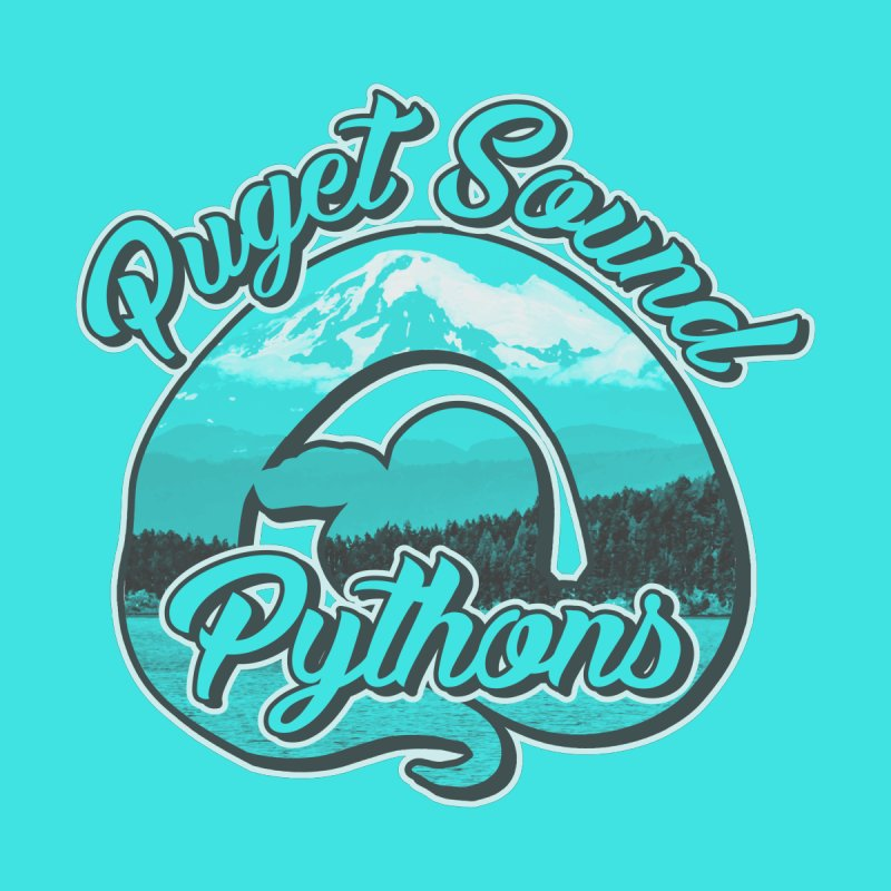 Puget Sound Pythons Women's T-Shirt by Drawn to Scales