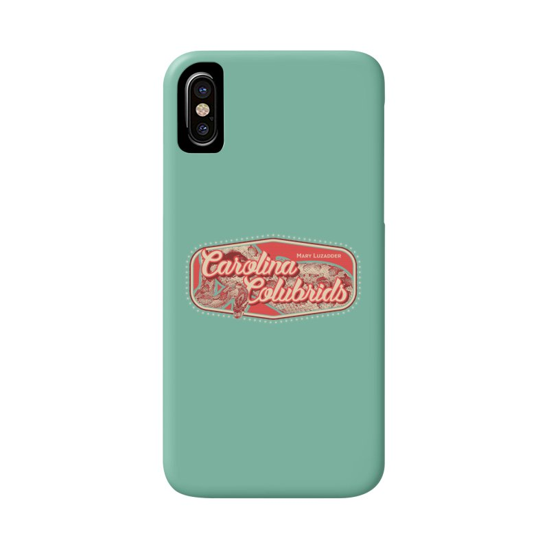 Carolina Colubrids Accessories Phone Case by Drawn to Scales