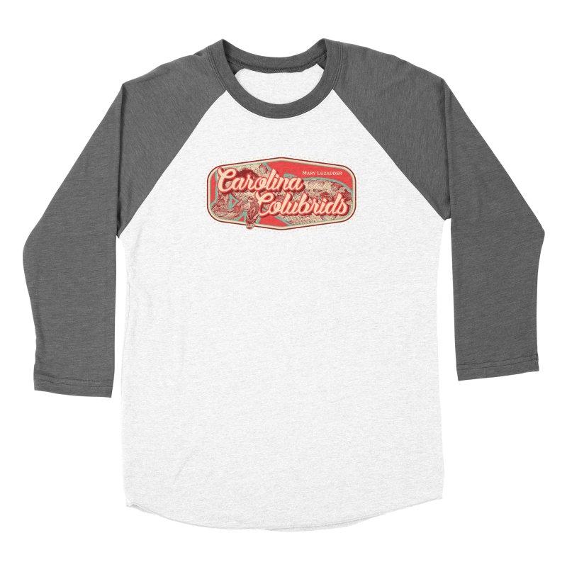 Carolina Colubrids Women's Longsleeve T-Shirt by Drawn to Scales