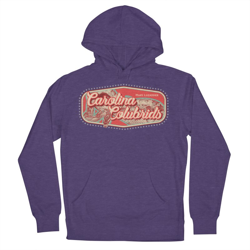 Carolina Colubrids Women's French Terry Pullover Hoody by Drawn to Scales