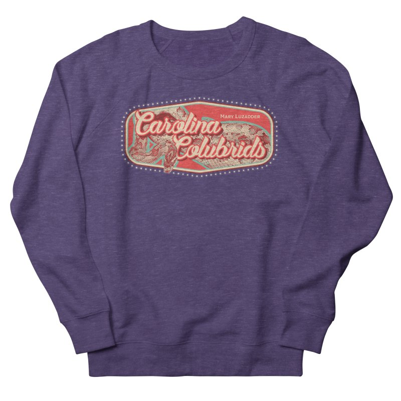 Carolina Colubrids Women's French Terry Sweatshirt by Drawn to Scales