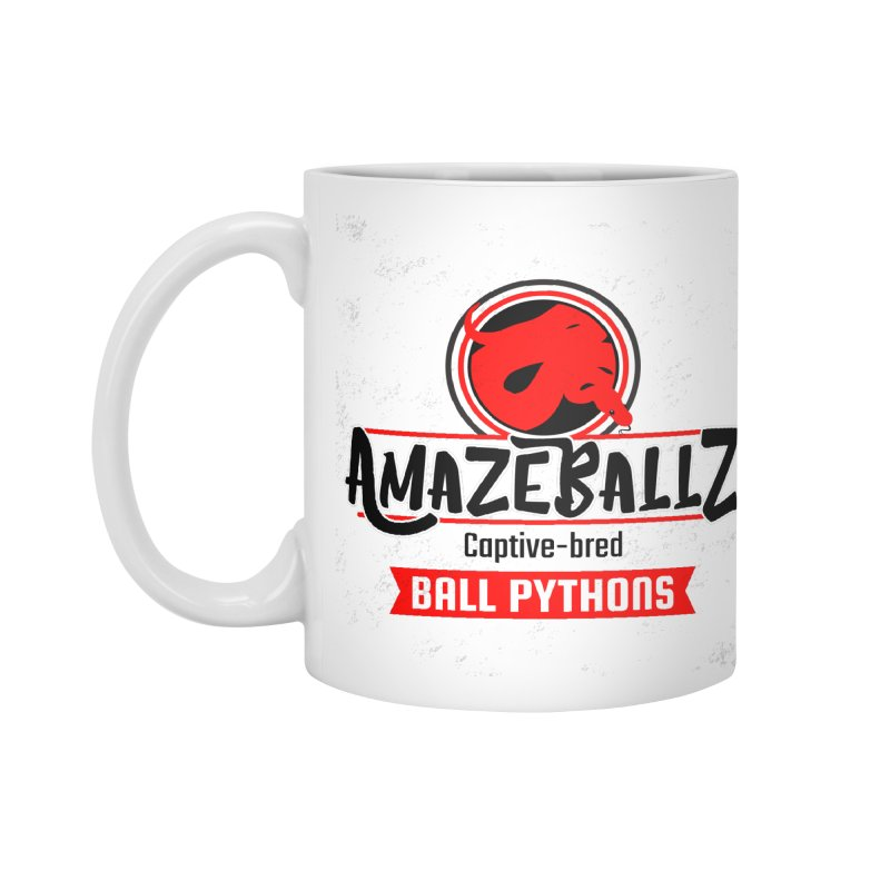 AmazeBallz Accessories Mug by Drawn to Scales