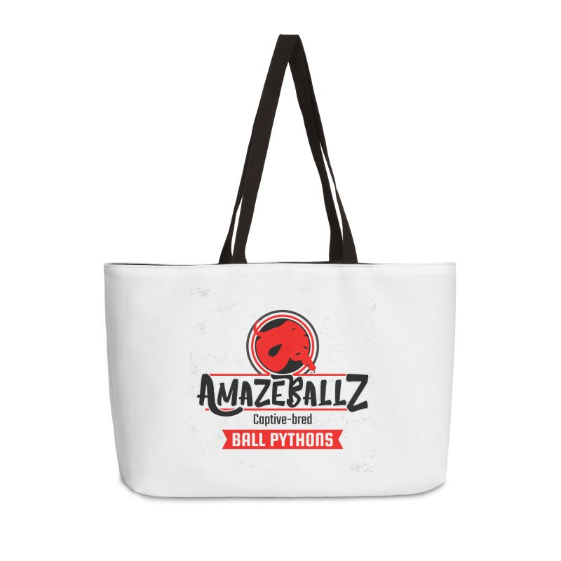 AmazeBallz Accessories Weekender Bag Bag by Drawn to Scales