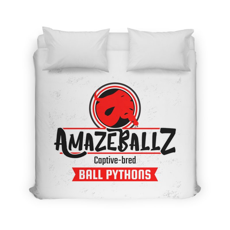 AmazeBallz Home Duvet by Drawn to Scales
