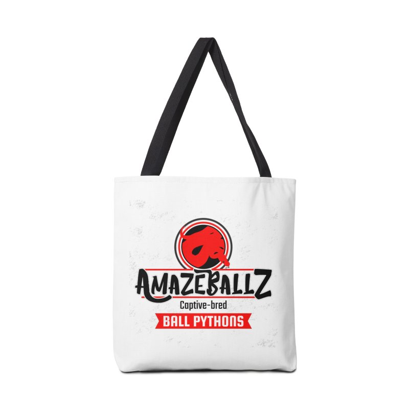 AmazeBallz Accessories Tote Bag Bag by Drawn to Scales