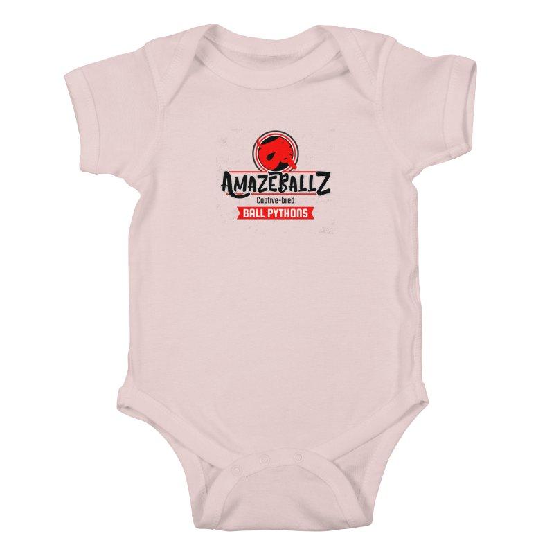 AmazeBallz Kids Baby Bodysuit by Drawn to Scales