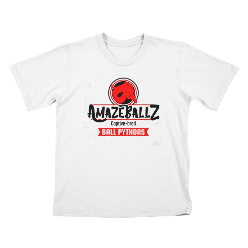 AmazeBallz Kids T-Shirt by Drawn to Scales