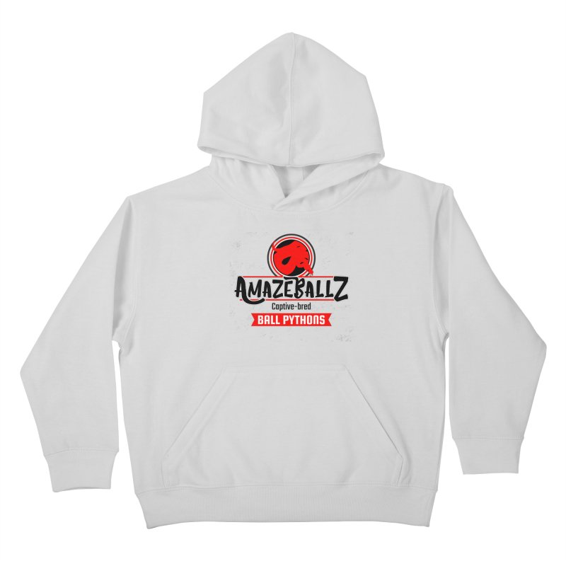 AmazeBallz Kids Pullover Hoody by Drawn to Scales