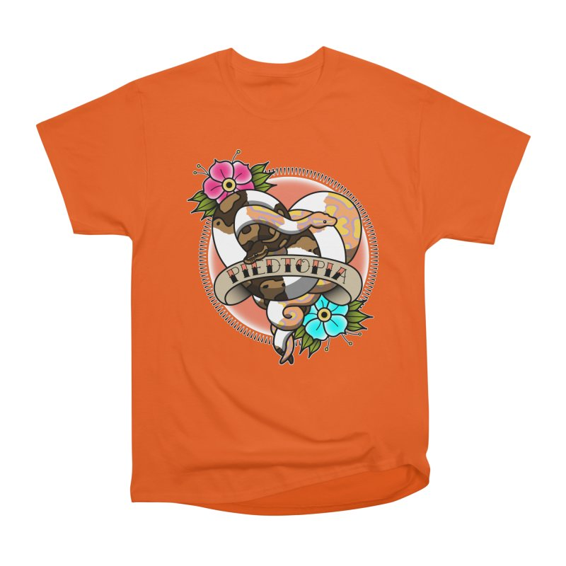 Piedtopia Women's T-Shirt by Drawn to Scales